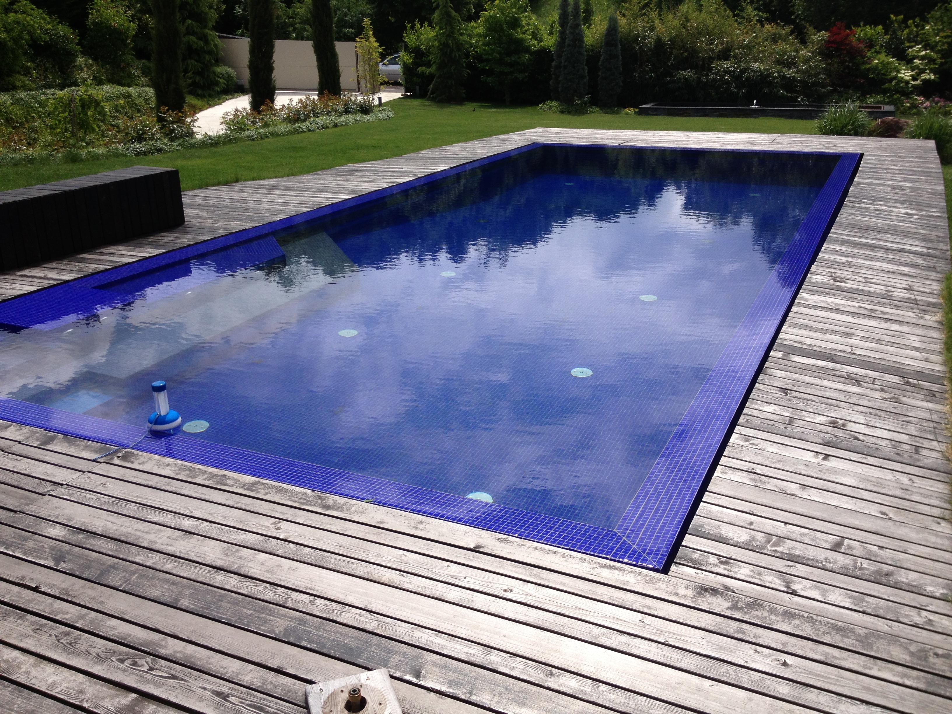 Ungewöhnlich Pool Mit Glaswand Garten Bilder - Heimat Ideen ...